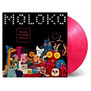MOLOKO - Things To Make... (Ltd. Pink tranp. 2LP)