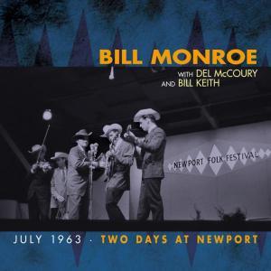MONROE,Bill - Two Days At Newport