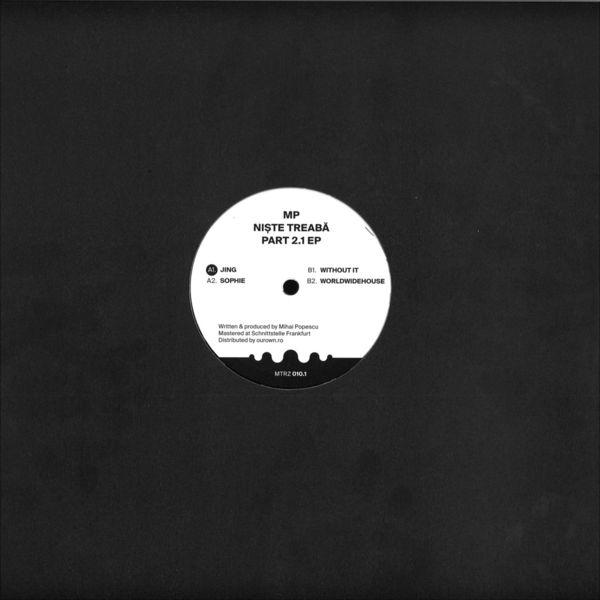MP - Niste Treaba Part 2.1 EP (Back)