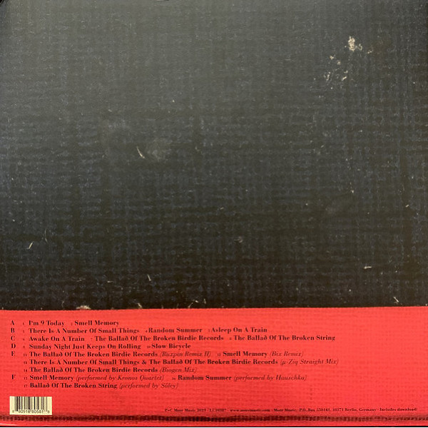 MUM - Yesterday Was Dramatic-Today Is Ok (Ltd. 3LP) (Back)