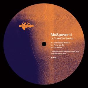 MaSpaventi - Le Cose Che Sentivo (Back)