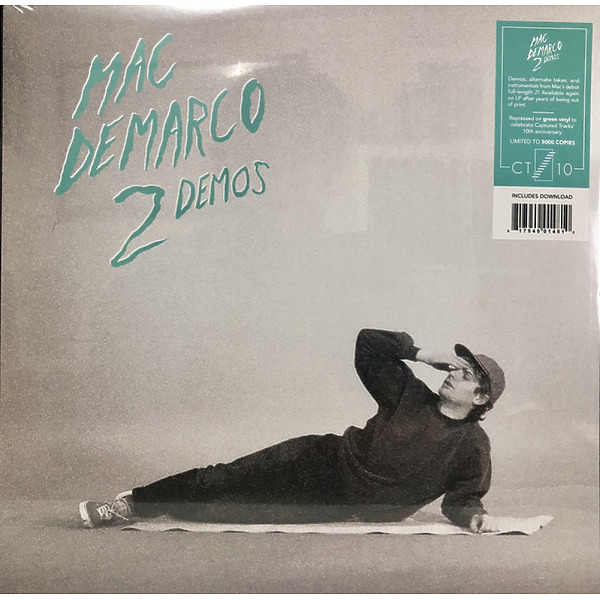 Mac Demarco - 2 Demos (Ltd. Green Vinyl Repress)