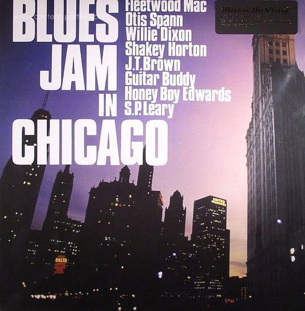 Mac Fleetwood - Blues Jam In Chicago