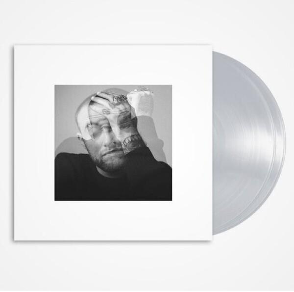 Mac Miller - Circles (Clear Vinyl 2LP) (Back)