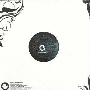 Macca & Melinki - Dark Soul EP [label sleeve]