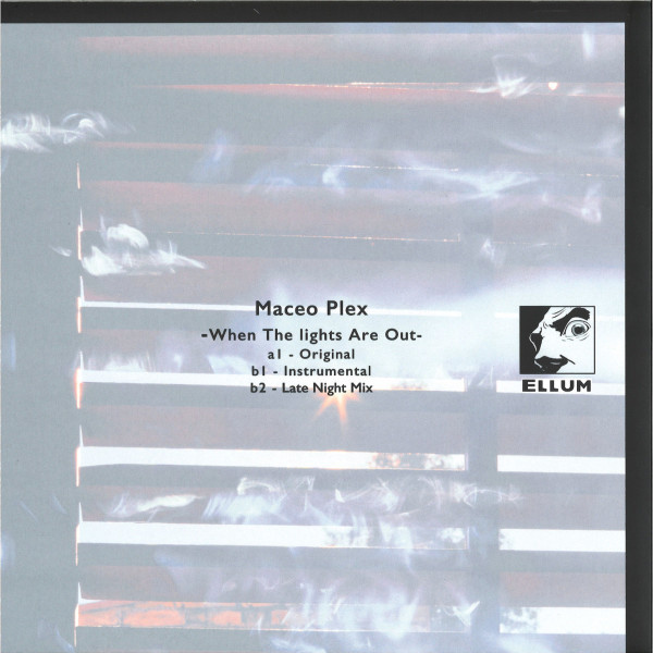 Maceo Plex - When The Lights Are Out (Back)