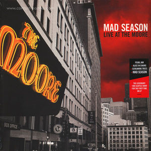 Mad Season - Live At the Moore (2LP)