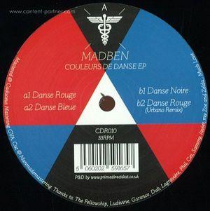 Madben - Couleurs De Danse