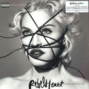 Madonna - Rebel Heart (Ltd. 2LP)