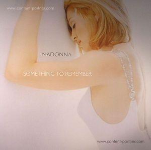 Madonna - Something To Remembe' (180G LP)
