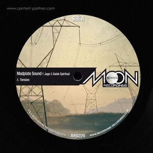 Madplate Sound Ft. Jago & Galak Spiritual - Tension