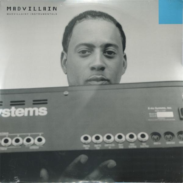Madvillain - Madvillainy Instrumentals / Cover Edition (2LP)