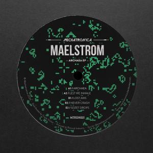 Maelstrom - Archaea EP (Back)