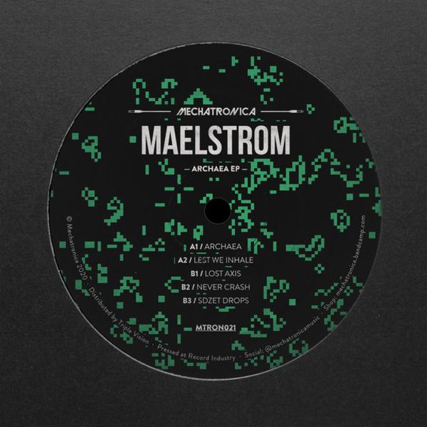 Maelstrom - Archaea EP