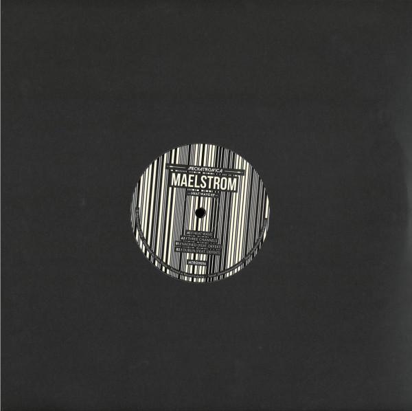 Maelstrom - Heat Wave EP (Back)
