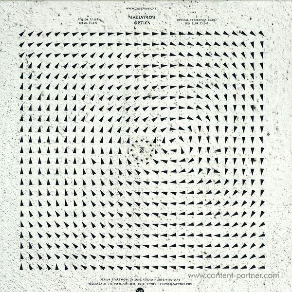 Maelstrom - Optics EP (Back)