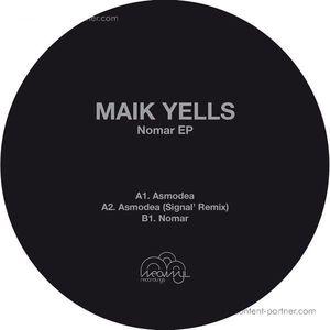 Maik Yells - Nomar EP