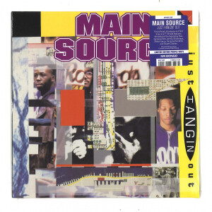 Main Source - Just Hangin' Out