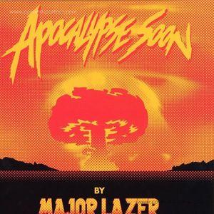 Major Lazer - Apocalypse Soon (Mini LP + CD)