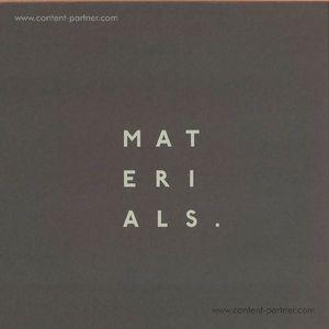 Mak & Pasteman - Materials