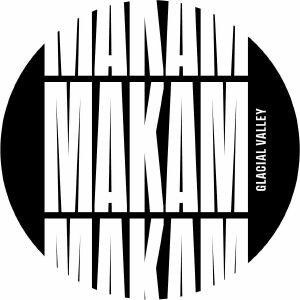 "Makam - Glacial Valley (reissue) (limited white vinyl 12"")"