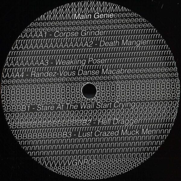 Malin Genie - Corpse Grinder EP