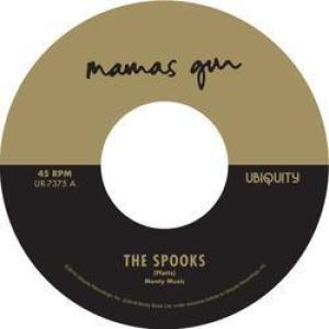 Mamas Gun - The Spooks / Golden Days