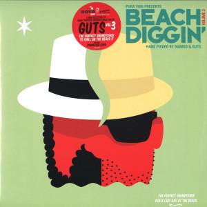 Mambo & Guts present - Beach Diggin' Vol. 3 (2LP Reissue)