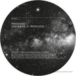 Mandingo - Universe Ii (larry Heard / Thomas Melchior Remixes