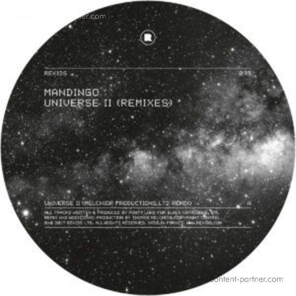 Mandingo - Universe Ii (larry Heard / Thomas Melchior Remixes