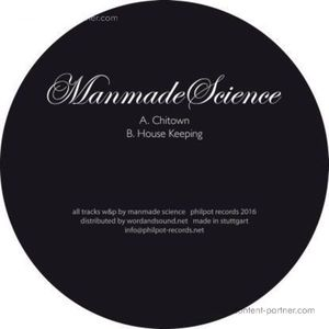 Manmade Science - Chitown (Coloured Vinyl)