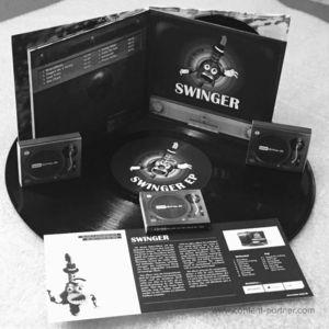 Mano Meter - Swinger EP (+ CD Album)