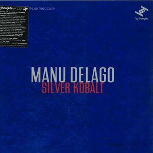 Manu Delago - Silver Kobalt (LP + MP3)