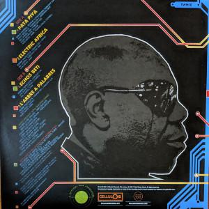 Manu Dibango - Electric Africa (Back)
