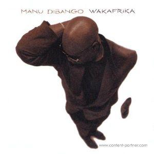 Manu Dibango - Wakafrika (2LP reissue)
