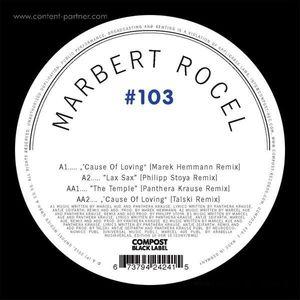 Marbert Rocel - Compost Black Label 103 (Marek Hemmann)
