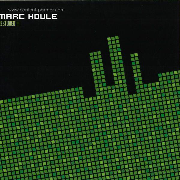 Marc Houle - Restored Ep 3 (Monoloc, Julian Jeweil...