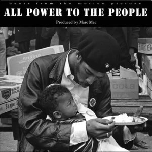 Marc Mac - All Power To The People (LP)