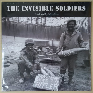 Marc Mac - The Invisible Soldiers (LP)