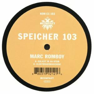 Marc Romboy - Speicher 103