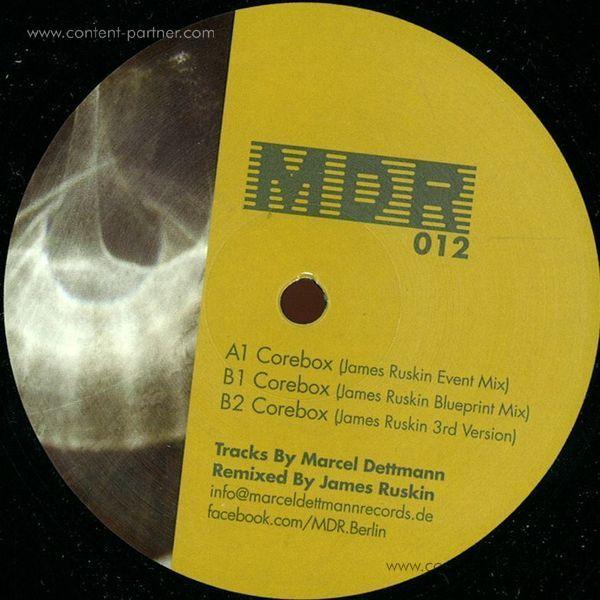 Marcel Dettmann - Corebox - James Ruskin Mixes