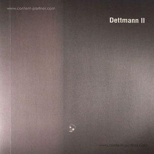 Marcel Dettmann - Dettmann ||