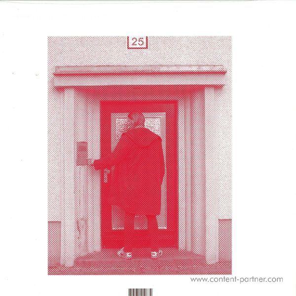 Marcel Dettmann - Linux / Ellipse (Back)