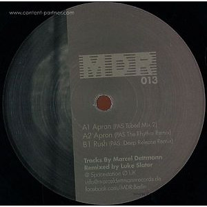 Marcel Dettmann - Planetary Assault Systems Remixes