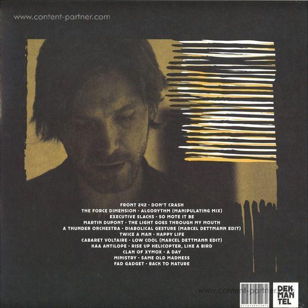 Marcel Dettmann - Selectors 003 (Back)