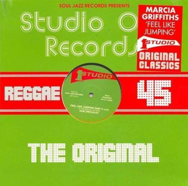"Marcia Griffiths / Dub Specialist - Feel Like Jumping / Feel Like Jumping Pt.2 (12"")"