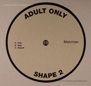 Marcman - EP