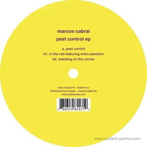 Marcos Cabral - Pest Control