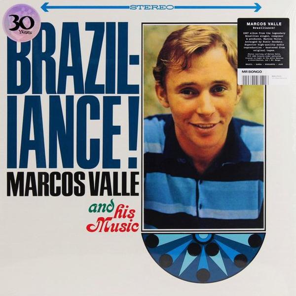 Marcos Valle - Braziliance! (180g Reissue LP)