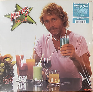 Marcos Valle - Marcos Valle (1983) (Mind Green Vinyl LP)